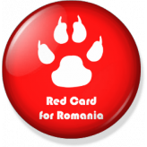 Red card for Romania